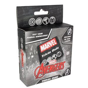 Marvel Avengers Trivia Quiz