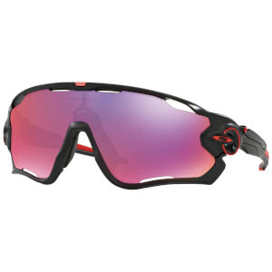 Oakley Jawbreaker Sunglasses - Matte Black/Prizm Road