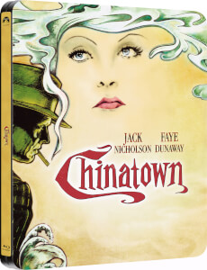 Chinatown - Limited Edition Steelbook Blu-ray