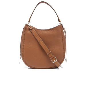 Rebecca Minkoff Women's Convertible Hobo Bag - Almond