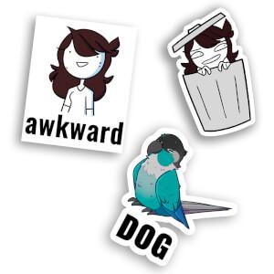 Jaiden Sticker Pack