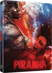 Piranha - Zavvi Exclusive Limited Edition Steelbook
