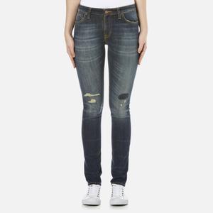 Nudie Jeans Women's Skinny Lin Jeans - Sam Replica