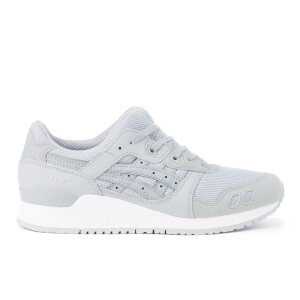 Asics Men's Gel-Lyte III Trainers - Light Grey/Light Grey