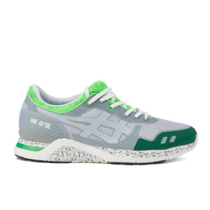 Asics Men's Gel-Lyte Evo Trainers - Green/White