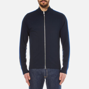 YMC Men's B-Boy Jacket - Navy/Royal