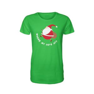 Fat Santa Xmas T-Shirt
