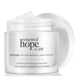 philosophy Renewed Hope In A Jar Refreshing & Refining Moisturiser 15ml