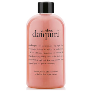 Philosophy Melon Daiquiri Shampoo, Shower Gel and Bubble Bath 480ml