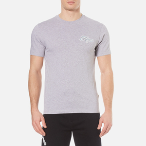 KENZO Men's Small Logo T-Shirt - Pearl Grey