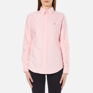 Polo Ralph Lauren Women's Harper Shirt - Pink