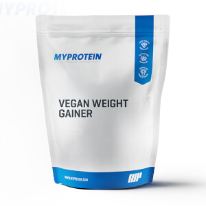 Veganer Weight-Gainer