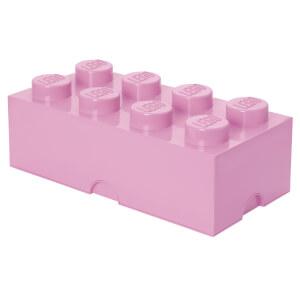 LEGO Storage Brick 8 - Light Purple