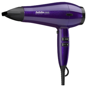 BaByliss PRO Spectrum Hair Dryer - Purple Haze