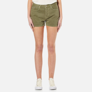 Superdry Women's Freya Shorts - Khaki