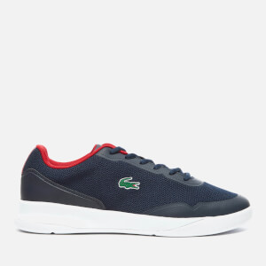 Lacoste Men's LT Spirit 117 1 Tennis Pro Trainers - Navy