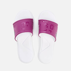 Lacoste Women's L.30 Slide 117 1 Slide Sandals - Purple