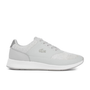 Lacoste Women's Chaumont Lace 117 1 Trainers - Grey