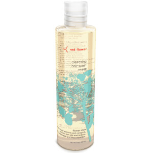 Red Flower Ocean Cleansing Hair Wash