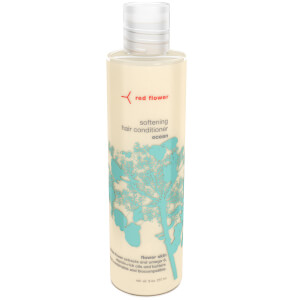 Red Flower Ocean Softening Hair Conditioner
