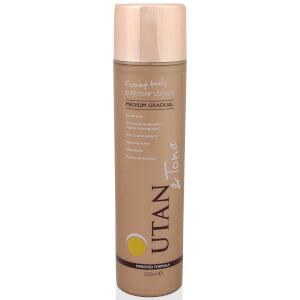UTAN and Tone Gradual Lotion Medium 200ml