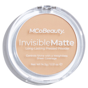 MCoBeauty Translucent Pressed Powder - Neutral