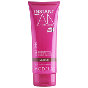 ModelCo Instant Tan Self-Tan Lotion Medium 170ml