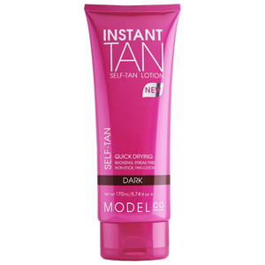 ModelCo Instant Tan Self-Tan Lotion Dark 170ml