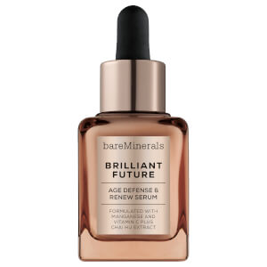 bareMinerals Brilliant Future Age Defense and Renew Serum 30ml