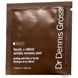 Dr. Dennis Gross Ferulic & Retinol Wrinkle Recovery Peel 16 Pack
