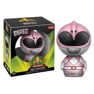 Figurine Dorbz Power Rangers Rose - Mighty Morphin'