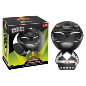 Mighty Morphin' Power Rangers Black Ranger Dorbz Vinyl Figure