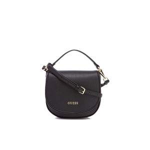Guess Women's Sun Small Shoulder Bag - Black