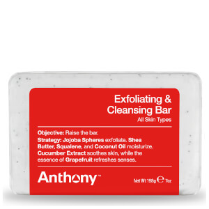 Anthony Exfoliating & Cleansing Bar New -palasaippua