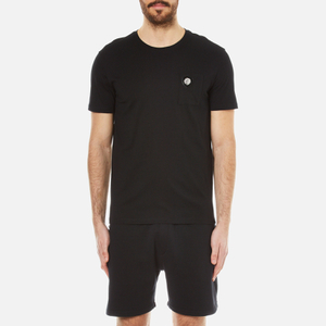 Versus Versace Men's Lion Pocket T-Shirt - Black