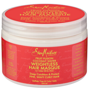 Shea Moisture Fruit Fusion Weightless Masque -hiusnaamio 354ml