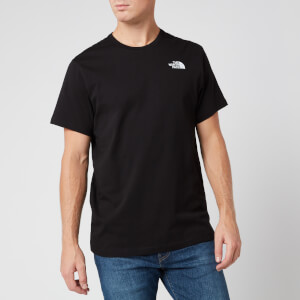 The North Face Men's Redbox Short Sleeve T-Shirt - TNF Black