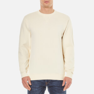Edwin Men's Classic Crew Sweatshirt - Natural
