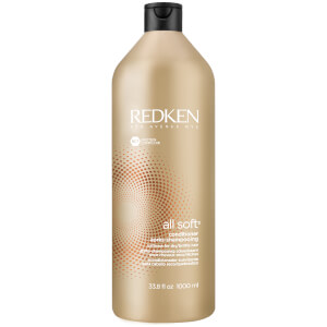 Redken All Soft Conditioner 33.8oz (Worth $68)