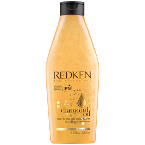 Redken Diamond Oil High Shine Gel Conditioner 8.5oz