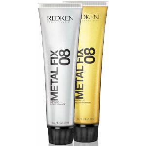 Redken Fashion Collection Metal Fix 08 2x0.68oz
