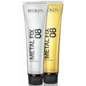 Redken Fashion Collection Metal Fix 08 2x0.68oz