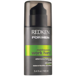 Redken for Men Work Hard Molding Paste 3.4oz