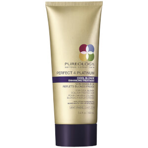 Pureology Perfect 4 Platinum Cool Blonde Enhancing Treatment 3.4oz