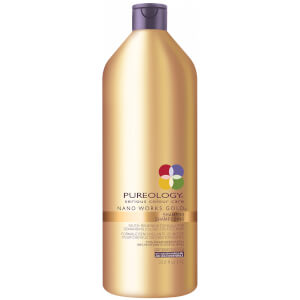 Pureology Nano Works Gold Shampoo 33.8 oz