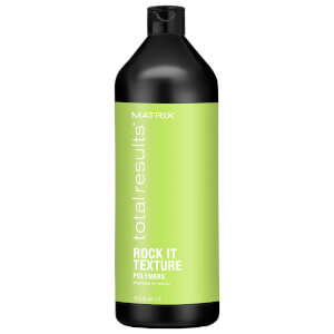 Matrix Total Results Rock It Texture Shampoo 33.8oz