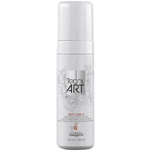 L'Oréal Professionnel Tecni.ART Soft Curls Mousse 5 fl oz