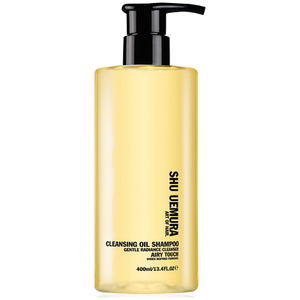 Shu Uemura Art of Hair Cleansing Oil Gentle Radiance Cleanser Shampoo 13.4oz