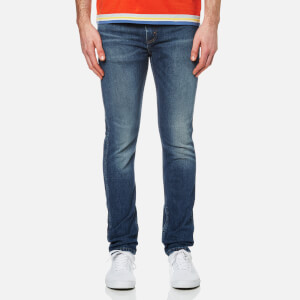 Levi's Orange Tab Men's 510 Skinny Fit Jeans - Willie