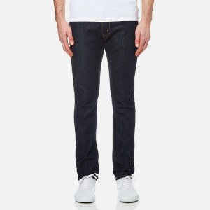 Levi's Orange Tab Men's 505C Slim Fit Jeans - Orange Rinse
